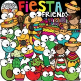 Fiesta Clipart Bundle {Cinco de Mayo Clipart}