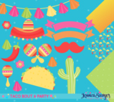 Fiesta Clipart and Vectors