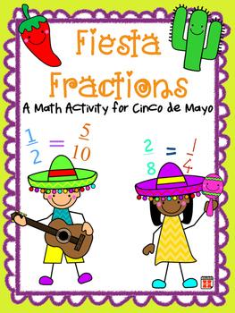 Fiesta Fractions: A Cinco de Mayo Math Review