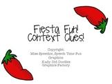 Fiesta Context Clues