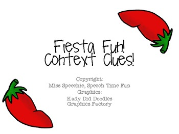 Fiesta Context Clues