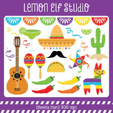 Fiesta Fun-Digital Clipart (LES.CL30A)
