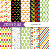 Fiesta Fun-Digital Paper (LES.DP30A)