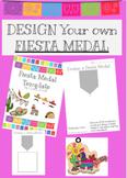 Fiesta Medal Template