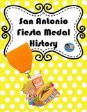 Fiesta Medals History TEK  A, B