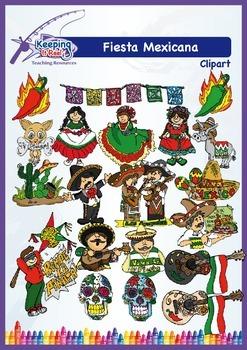 Fiesta Mexicana (Cinco De Mayo)
