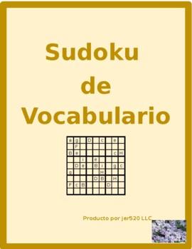 Fiesta (Party in Spanish) Sudoku