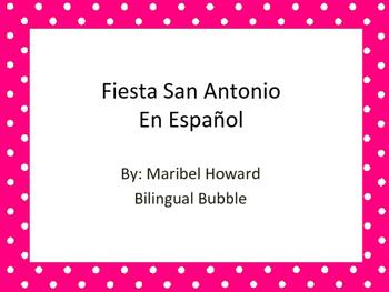 Fiesta San Antonio (En Español)