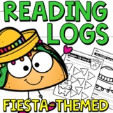 Fiesta-Themed Reading Logs and Printables for Grades 2-3