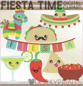Fiesta Time Clipart