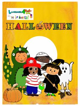 Fiesta de Halloween - Spanish