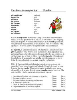 Spanish Color-by-Number Christmas Pages: Nativity and Pinata ...
