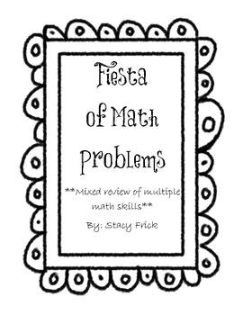 Fiesta of Math Problems