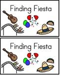 Fiesta/Cinco de Mayo Emergent Reader