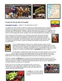 Fin de Año en Ecuador - Tradiciones ecuatorianas - AP Familias y comunidades
