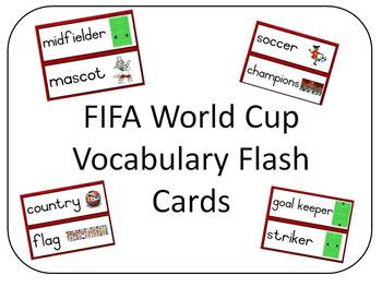 Fifa World Cup Classroom Package