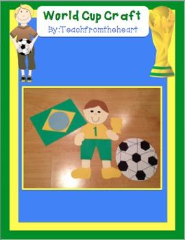 Fifa World Cup Craft (Brazil)