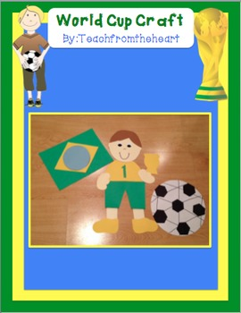 Fifa World Cup Craft (Brazil)