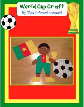Fifa World Cup Craft (Cameroon)