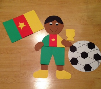Fifa World Cup Craft (Cameroon)