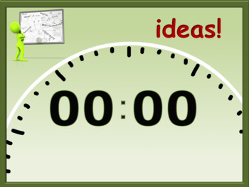Fifteen (15) minute Ideas Countdown Timer