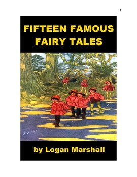Fifteen Famous Fairy Tales