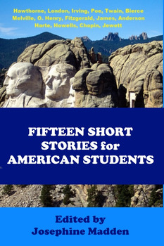 Fifteen Short Stories for American Students