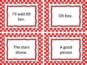 Fifth 100 Fry Instant Phrases Flashcards