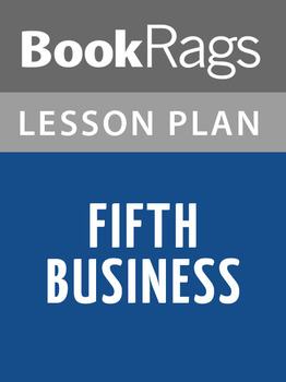 Fifth Business Lesson Plans