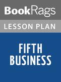 Fifth Business Lesson Plans