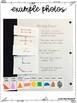Fifth Grade Math 2D Figures Interactive Notebook