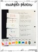 Fifth Grade Math Two and Three Dimensional Figures Interactive Notebook