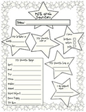 Fifth Grade All About Me Worksheet