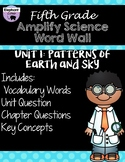 Fifth Grade: Amplify Science Focus Wall- Unit 1