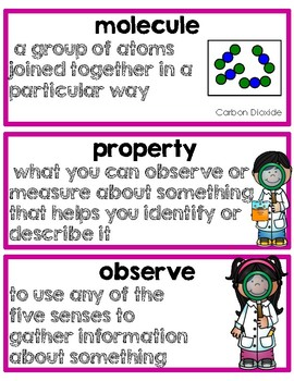 Fifth Grade: Amplify Science Focus Wall- Unit 2