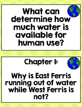 Fifth Grade: Amplify Science Focus Wall- Unit 3