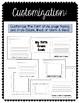 Growth Mindset: Fifth Grade Bucket List