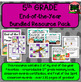 Fifth Grade Bundled Resource Pack (End of the Year Memory Book and Awards)