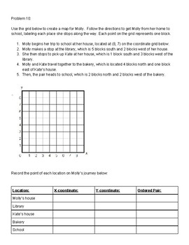 Fifth Grade Challenge Problems - Extension Problems
