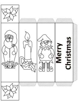 Fifth Grade Christmas Math  Activity Worksheets