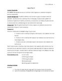 Fifth Grade Common Core  5 Lesson Math Unit on Volume