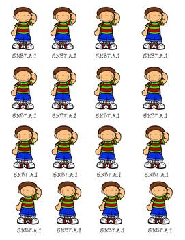 Fifth Grade Common Core Mastery Tags