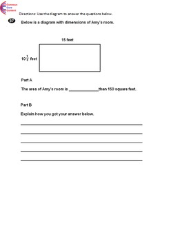 5th Grade Common Core Math ASSESSMENT Form A - Fifth Grade