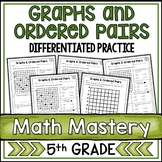 Graphing Ordered Pairs Worksheets