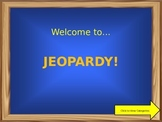 Fifth Grade Common Core Science Jeopardy Review
