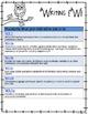 Fifth Grade Common Core Standards Checklist-OWLS!