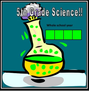 Fifth Grade Common Core and Next Generation Science NGSS Lessons: Full Year