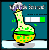 Fifth Grade Common Core and Next Generation Science NGSS Lessons: Quarter 4