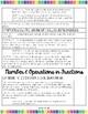 Fifth Grade Core Standards Checklist