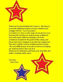 Fifth Grade Divsion Pearson Topc 4